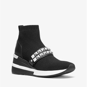 Michael kors Stretch-Knit Sock Sneaker